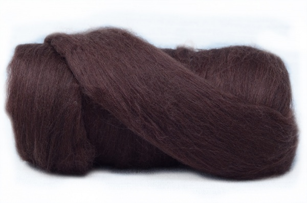 Dark Brown Dyed Merino 2.60