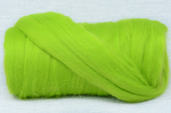Lime Dyed Merino 4.22