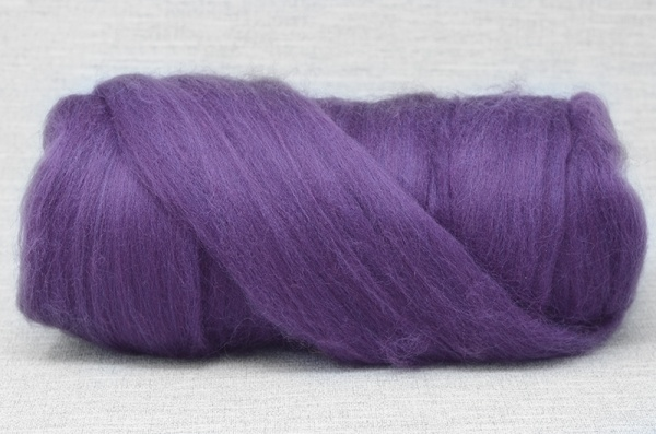 Bilberry Dyed Merino 7.21