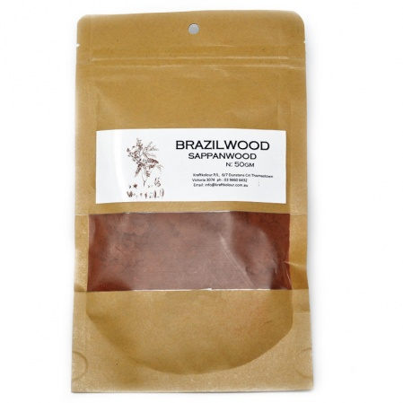 Natural Dye - Brazilwood