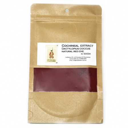Natural Dye - Cochineal