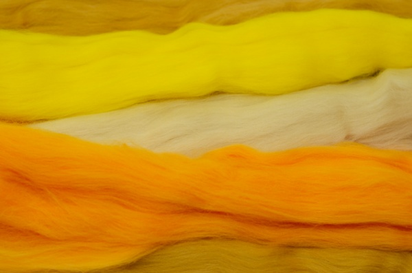 Yellow Mixed Colour Pack-250gm