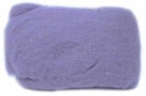 Carded Batts - Dusky Lavender ECB.45