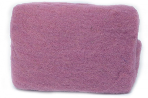 Carded Batts - Dusky Pink ECB.22