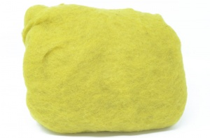 Carded Batts - Lemon and Lime ECB.63