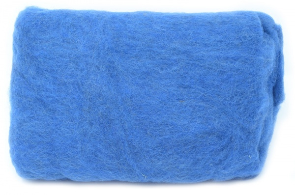 Carded Batts - Mid Blue ECB.16