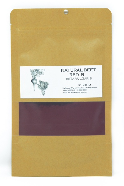 Dye - Natural Beet Red L.ND.NATBR