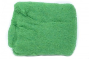 Carded Batts - Pea Green ECB.57