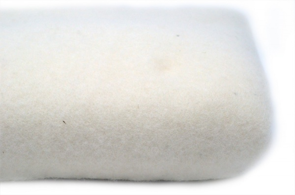 Merino Prefelt - White SELECT QUALITY