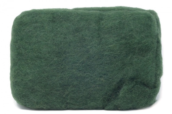 Carded Batts - Rich Green ECB.30