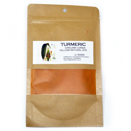 Natural Dye - Turmeric