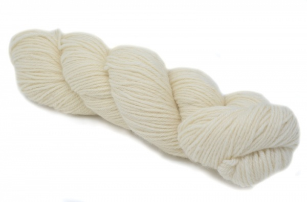 Bluefaced Leicester Yarn: White