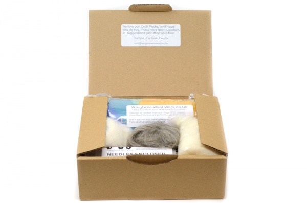 Craft Box: Felting
