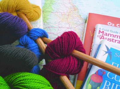 Landscape Sampler Dye Kit: Destinations