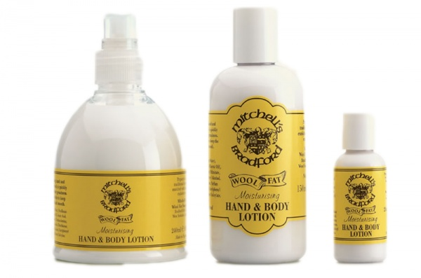 MITCHELL'S HAND & BODY LOTION