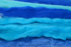 Blues Mixed Colour Pack-250gm