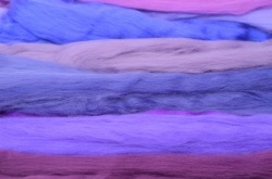 Purple Mixed Colour Pack-250gm