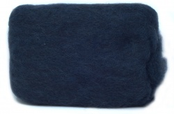 Carded Batts - Deep Blue ECB.14