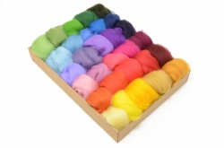 Wingham Craft Pack: 30 Merino Shades<br> *Includes Free UK Shipping*