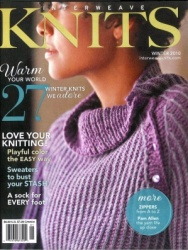 Interweave Knits Winter 2010