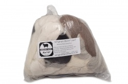 Natural Wool Laps 250gms *Includes Free UK Shipping*