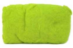 Carded Batts - Lime ECB.63