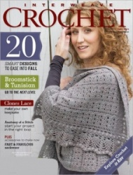Interweave Crochet Fall 2011