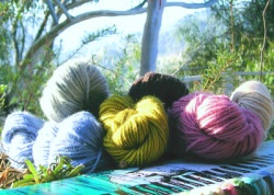 Landscape Sampler Dye Kit: Mountain