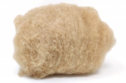 Soft Thread, Carded: Beige 100gm
