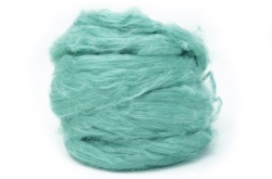 Tussah Silk - Spearmint DTS12
