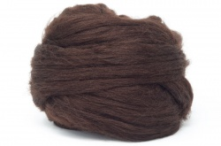 Tussah Silk - Rich Brown DTS18