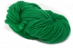 Dyed Roving - Green