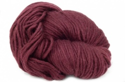 Dyed Roving - Maroon