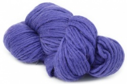 Dyed Roving - Purple