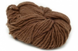 Dyed Roving - Brown
