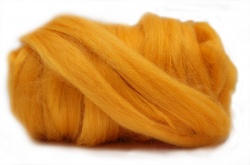 Dyed Tussah Silk  - Yellow