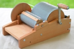 Wingham Drum Carder